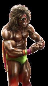The Ultimate Warrior PNG Transparent Image PNG Clip art