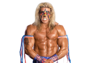 The Ultimate Warrior Transparent PNG PNG Clip art