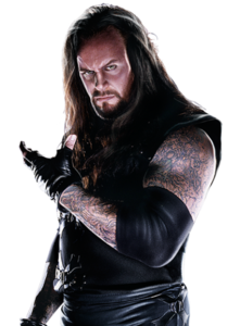 The Undertaker Transparent Background PNG Clip art