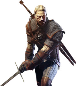 The Witcher PNG Clipart PNG Clip art