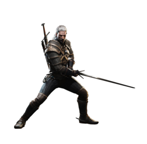 The Witcher PNG File PNG Clip art