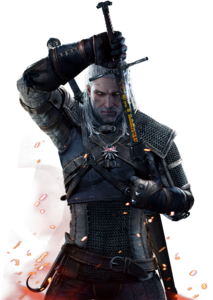 The Witcher PNG HD PNG Clip art