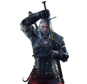 The Witcher PNG Photos PNG Clip art