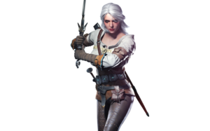The Witcher PNG Pic PNG Clip art