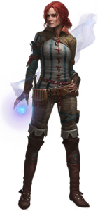 The Witcher PNG Transparent Picture PNG Clip art