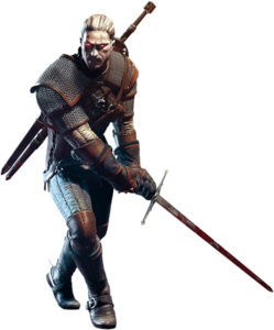 The Witcher Transparent PNG PNG Clip art