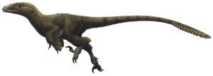 Theropod Background PNG PNG Clip art