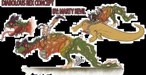 Theropod Transparent PNG PNG Clip art