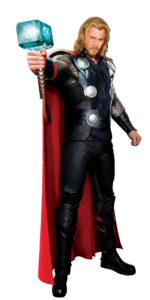 Thor PNG Image PNG Clip art