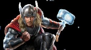 Thor Transparent Background PNG Clip art