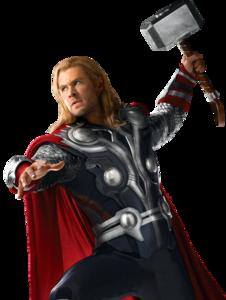 Thor Transparent PNG PNG Clip art