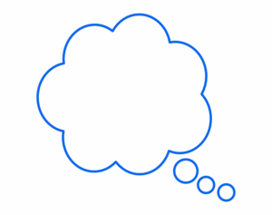 Thought Bubble PNG Clipart PNG Clip art