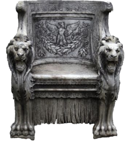 Throne PNG Clipart PNG icon