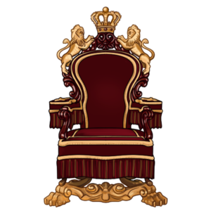 Throne PNG Free Download PNG Clip art