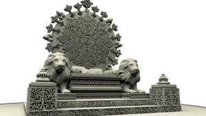 Throne PNG Photo PNG icon