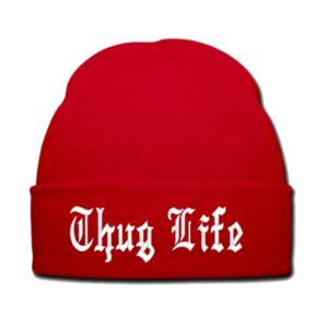 Thug Life Hat PNG File PNG Clip art