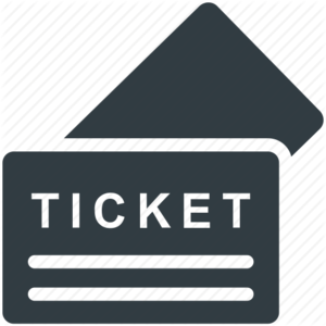 Ticket Download PNG Image PNG Clip art