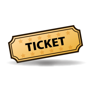 Ticket PNG File PNG Clip art