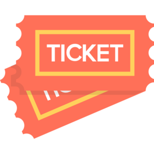 Ticket PNG Image PNG Clip art