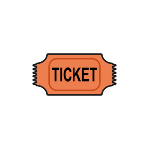 Ticket PNG Pic PNG Clip art