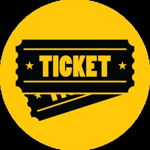 Ticket PNG Transparent PNG Clip art