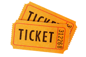 Ticket Transparent Images PNG PNG clipart