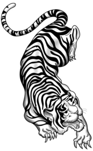 Tiger Tattoos PNG Picture PNG Clip art