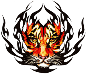 Tiger Tattoos PNG Transparent Image PNG clipart