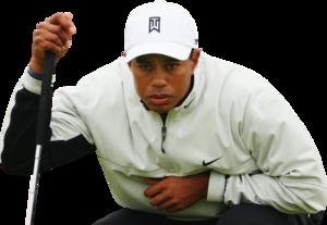 Tiger Woods Transparent Background PNG Clip art