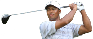 Tiger Woods Transparent PNG PNG Clip art