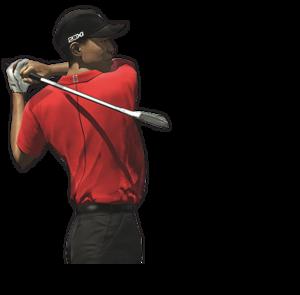 Tiger Woods PNG Clip art