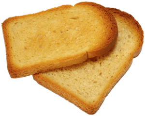 Toast Transparent Background PNG Clip art