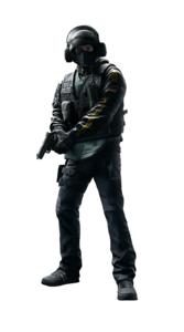 Tom Clancys Rainbow Six PNG Image PNG Clip art