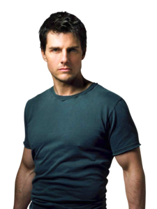 Tom Cruise Transparent Background PNG Clip art