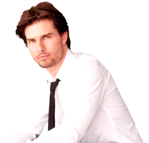 Tom Cruise Transparent PNG PNG Clip art