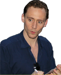 Tom Hiddleston PNG Photo PNG Clip art