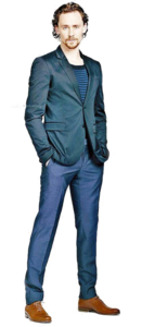 Tom Hiddleston PNG Pic PNG Clip art