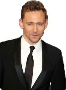 Tom Hiddleston Transparent Background PNG Clip art