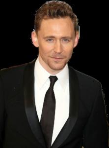 Tom Hiddleston Transparent Background PNG Clip art