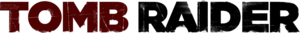 Tomb Raider Logo PNG File PNG Clip art