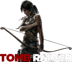 Tomb Raider Transparent Background PNG Clip art