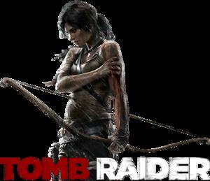 Tomb Raider Transparent Background PNG Clip art