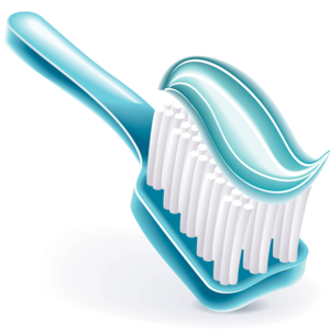 Tooth With Toothbrush PNG PNG Clip art