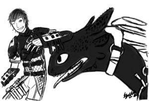 Toothless PNG HD Quality PNG Clip art
