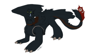 Toothless PNG No Background PNG Clip art