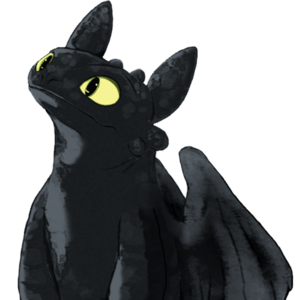 Toothless PNG Transparent Image PNG Clip art