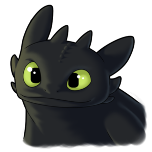 Toothless PNG Transparent Photo PNG clipart