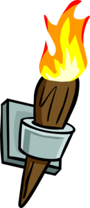 Torch Background PNG PNG Clip art