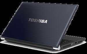 Toshiba Laptop PNG File Clip art