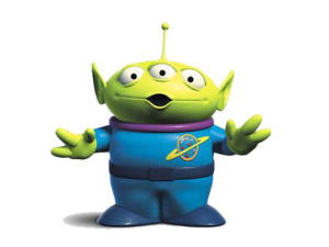 Toy Story Alien PNG File PNG Clip art